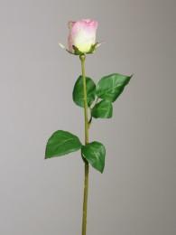 Роза розовая 47см