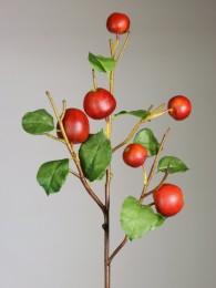 Ветка с яблоками 95см